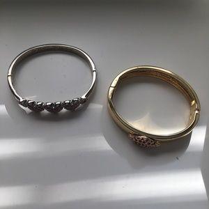 Betsey Johnson Bracelets 2